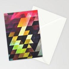syxx-bynyny Stationery Cards