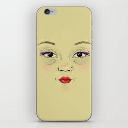 Esra'nin kadinlari 2 iPhone Skin