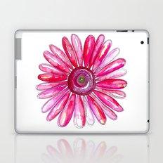 Pink Gerber Daisy Laptop & iPad Skin