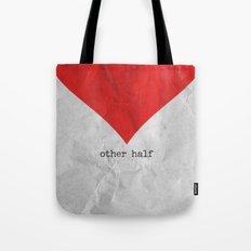 find you half (part 2 of 2) Tote Bag