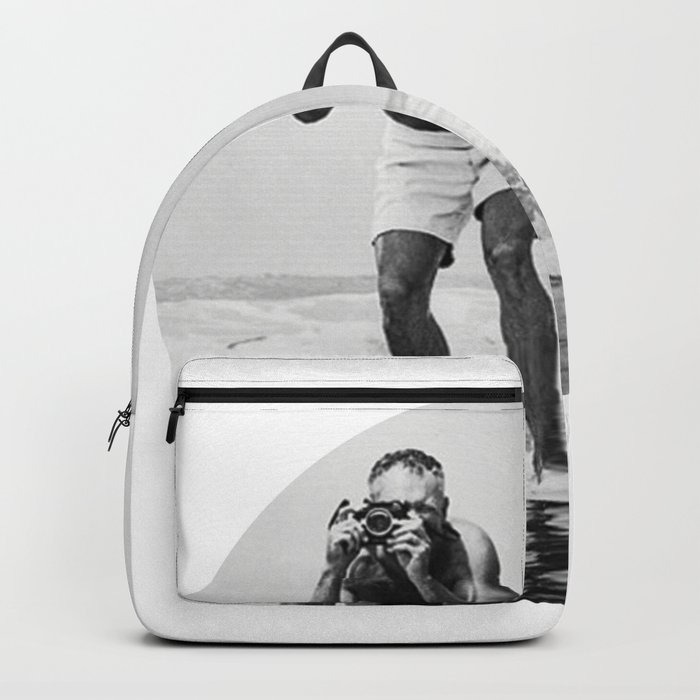 The Surfing Photographer Backpack