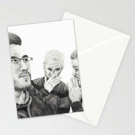 Mark, Jack, and Felix Stationery Cards