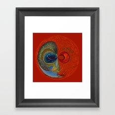 The Eye of the Beholder Framed Art Print