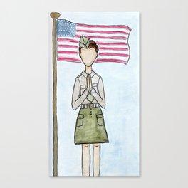 Patriot Day Canvas Print