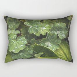 Live the leaves!!! Rectangular Pillow