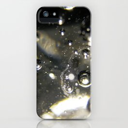 Bubbles and Light iPhone Case