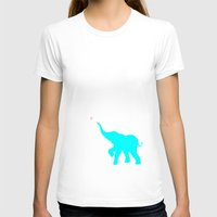 baby elephant T-shirts featuring Baby Elephant by StudioBlueRoom