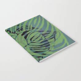 Leaf Lino Notebook