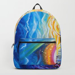 Keys of Identity Backpack