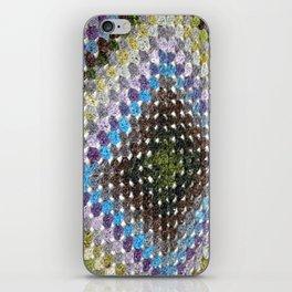 Granny Square iPhone Skin
