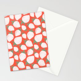 Pineberries Stationery Cards