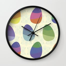 Easter Day Wall Clock