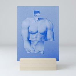 Collágeno Mini Art Print