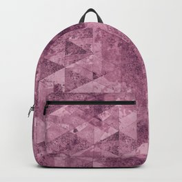 Abstract Geometric Background #28 Backpack