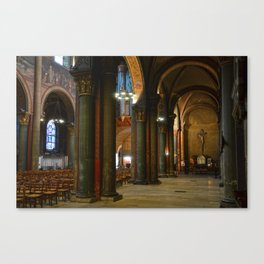Saint Germain des Pres - Paris Canvas Print