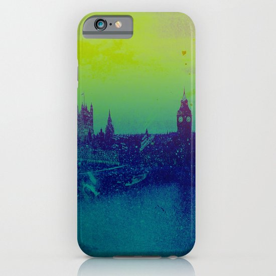 It's cold, but not gray iPhone & iPod Case