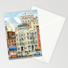 Physical Graffiti Building Stationery Cards