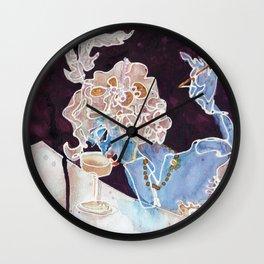 CHAMPAGNE FEMME Wall Clock