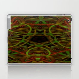 Hallucinogenic Knockwurst 1 Laptop & iPad Skin