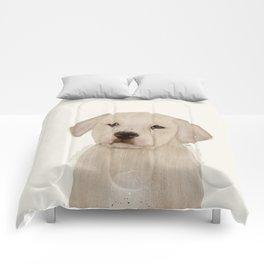little labrador Comforters