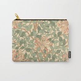 William Morris Honeysuckle Carry-All Pouch