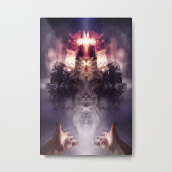 Modern Faith Metal Print
