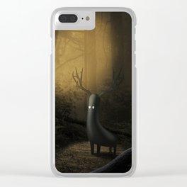 s o r p r e s o n e l b o s c o Clear iPhone Case