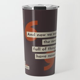 Things That Have Never Been Travel Mug