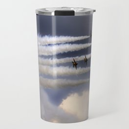 Flying high on the sky Travel Mug