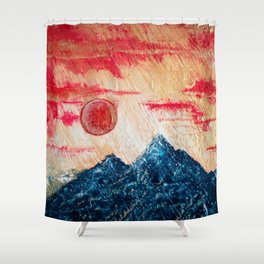 Apex Shower Curtain