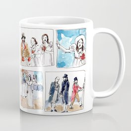 Ruddigore - At The Opera Coffee Mug