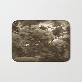 Crape Myrtle Antiqued Bath Mat