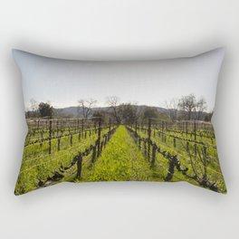Moody Vines Rectangular Pillow