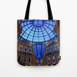 Shoping in Milan Tote Bag