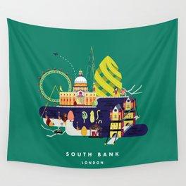 South Bank, London Wall Tapestry