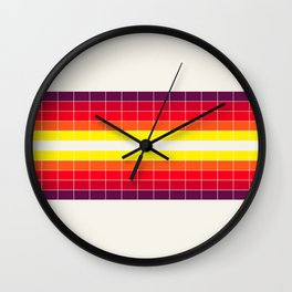 Road To Heaven VHS Wall Clock
