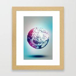 Touko Framed Art Print