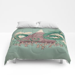 The Not-So-Lonely Mountain Comforters