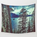 Crater Lake Vintage Summer by cascadia