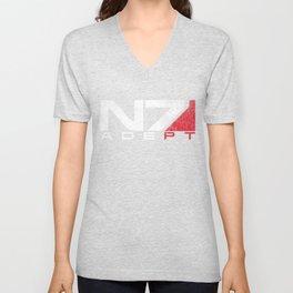 N7 Adept Unisex V-Neck