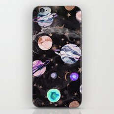 Marble Galaxy iPhone & iPod Skin