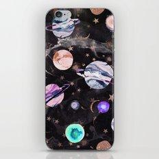 Marble Galaxy iPhone & iPod Skin