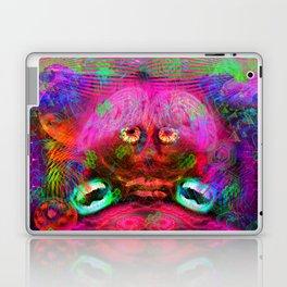 Overactive Brain Laptop & iPad Skin