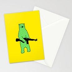 dot bear Stationery Cards