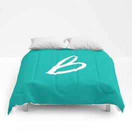 Recettes du Bonheur - Bleu Comforters