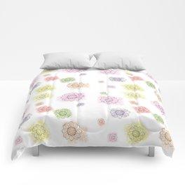 Floral summerprint Comforters