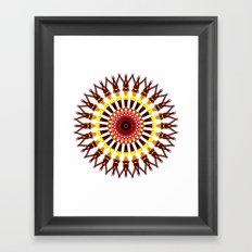 M.Eye Framed Art Print