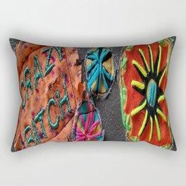 Crazy Bitch Rectangular Pillow