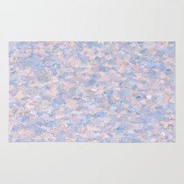 Light pink and blue popcorn 4647 Rug