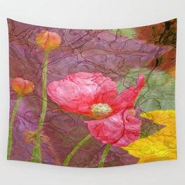 The last Poppys 1 Wall Tapestry